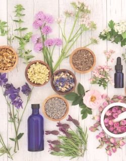 Aromatherapy can help symptoms of endometriosis