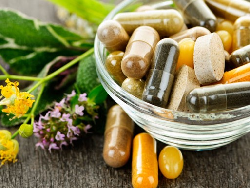 Anti-inflammatory supplements for endometriosis