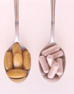 Endometriosis diet and supplements