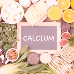 Calcium in your diet when following the endo diet