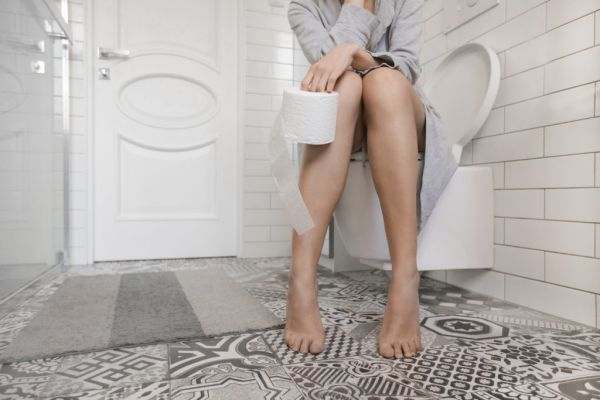 Endometriosis and constipation