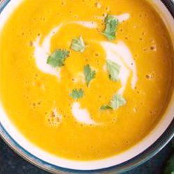 Spicy lentil soup endometriosis diet