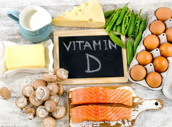 Relations between Vitamin d and endometriosis symptoms