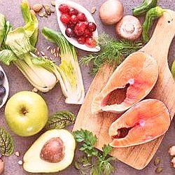 Basis of anti-inflammatory diet for endometriosis
