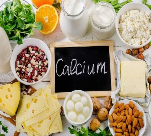 Endometriosis diet and calcium