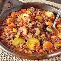 Veg goulash recipe