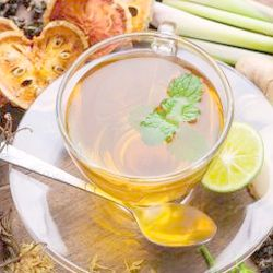 Herb teas for endometriosis