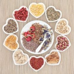 Herbs and spices to help health with endometriosis