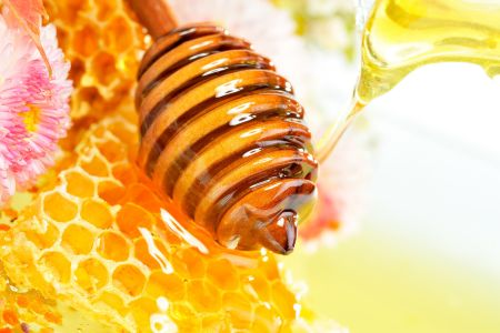 Endometriosis and honey in your diet