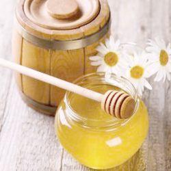 Caution with honey