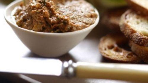 Endo friendly nut pate recipes