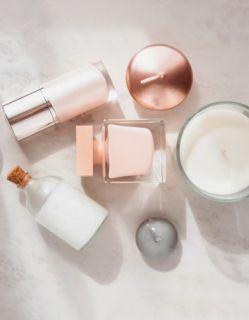 Natural toiletries for endometriosis